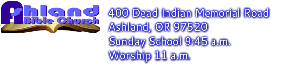 Ashland Bible Church